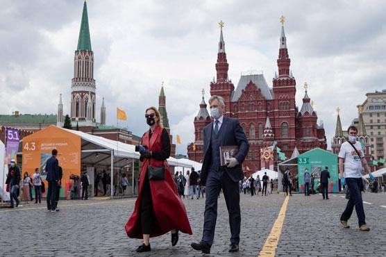 """ยอดตายโควิด """"รัสเซีย"""" เพิ่งทะลุ 10,000 ทั้งที่ติดเชื้ออันดับสาม"""