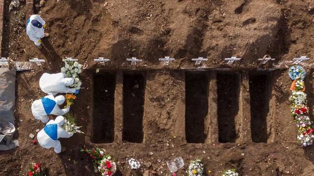 ยอดตายโควิดชิลีทะลุ 10,000  ประธานาธิบดีประกาศแผนเยียวยาชนชั้นกลาง