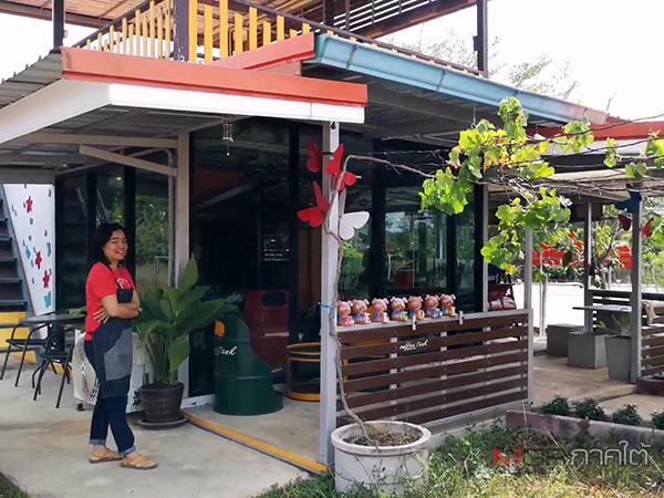 """""""Coffee Tank"""" ร้านกาแฟ-เบเกอรี่เมืองกันตัง พร้อมเสิร์ฟเมนูอร่อยในราคามิตรภาพ"""