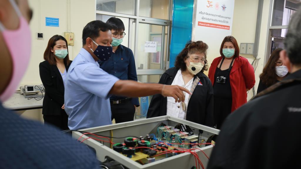 สถาบันอัญมณีฯ ลุยพัฒนาเครื่องประดับนวัตกรรมใส่ป้องกัน PM2.5 คาดเผยโฉมปลายส.ค.นี้