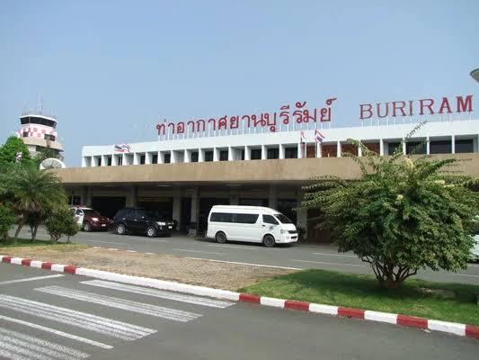 ทย.แจงทุ่มงบ1.7 พันล. ขยายสนามบินบุรีรัมย์ รับเที่ยวบินเพิ่ม-ผู้โดยสารทะลัก