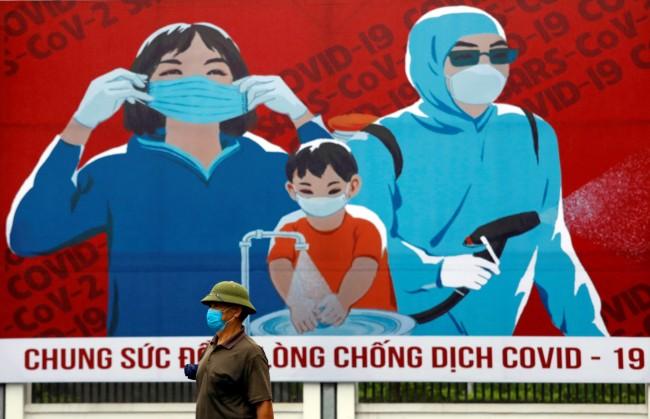 เวียดนามเจอติดเชื้อโควิด-19 เพิ่ม 14 ราย กลับมาจากต่างประเทศทั้งหมด