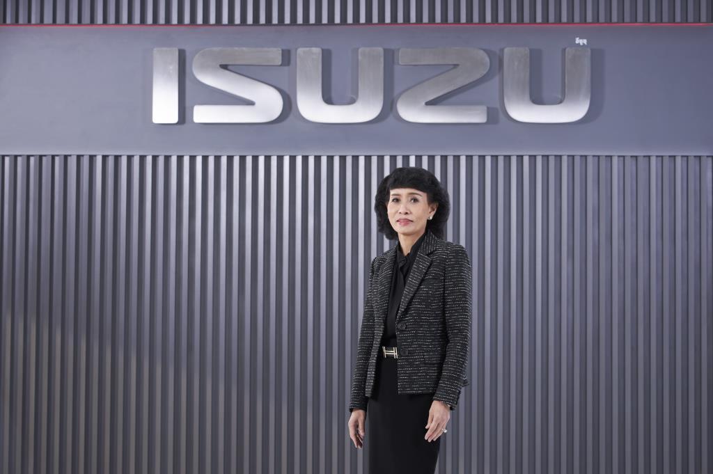 อีซูซุ ปรับแผนทำธุรกิจแบบ New Normal