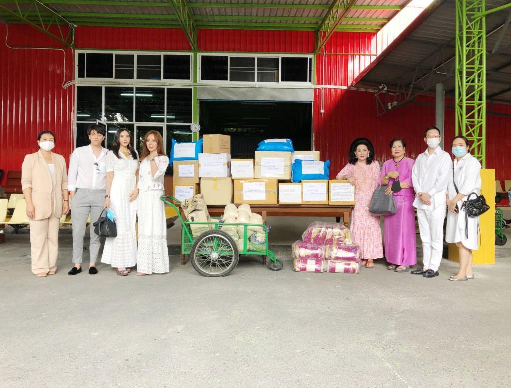 มอบเวชภัณฑ์ฯ แก่สำนักสงฆ์ป่ามะขาม ช่วยรักษาพระชราที่อาพาธ-ไร้ญาติดูแล