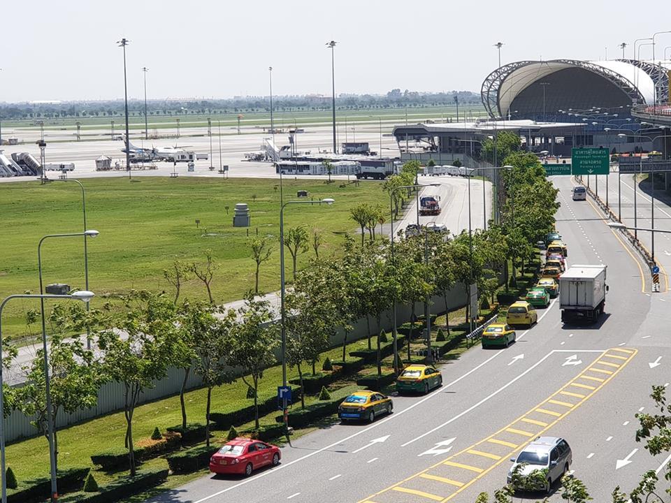 """""""คมนาคม""""รื้อแผนบริหารห้วงอากาศ เที่ยวบินดิ่งน่านฟ้าโล่ง-ชะลอขยายสนามบิน เลื่อนเทอร์มินอล 2"""