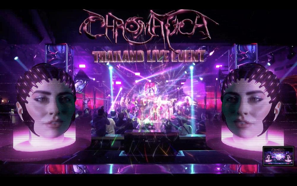 Chromatica Thailand Live Event
