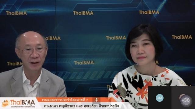 สมาคมตลาดตราสารหนี้ไทย คาดเอกชนออกหุ้นกู้ต่ำกว่าเป้าหมายจากพิษโควิด-19