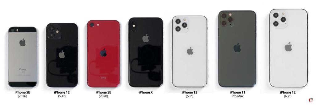 สนนราคา iPhone 12 เชื่อว่าจะเริ่มต้นที่ 749 เหรียญสหรัฐ