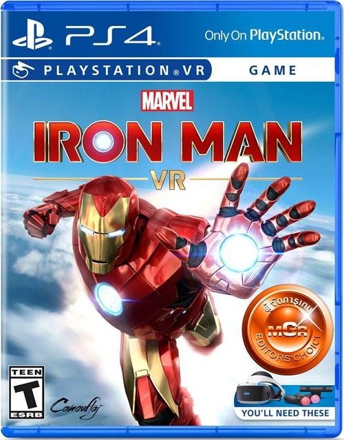 Review: Marvel's Iron Man VR แขนกลล้ำ ทำทุกสิ่ง