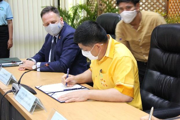 สส. ผนึกกำลัง อบก. และ UNDP ปลุกพลังเยาวชนไทยสู่การเป็นผู้นำร่วมขับเคลื่อนเมืองคาร์บอนต่ำ