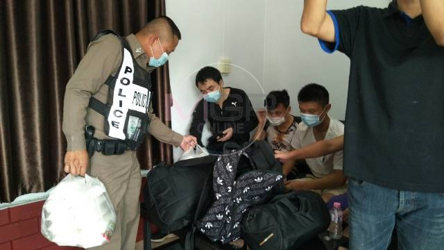 รวบ 16 ชาวจีนหนีพิษโควิดบ่อนฯเมียวดีปิด เสี่ยงตายว่ายน้ำเมยลอบเข้าไทย