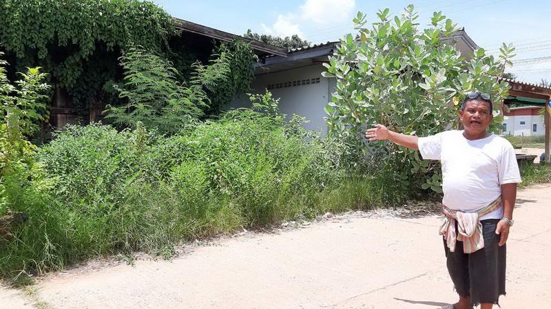 ชาวบ้านวอนบูรณะยุ้งข้าวพระราชทานฯหลังถูกทิ้งร้างไม่เป็นตามพระประสงค์สมเด็จพระเทพฯ