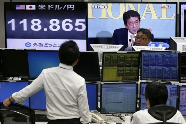 ตลาดหุ้นเอเชียปรับบวก ขานรับดาวโจนส์ปิดพุ่งกว่า 300 จุด