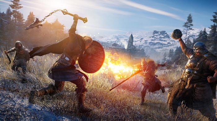 """Assassin's Creed Valhalla"" โชว์เกมเพลย์ พร้อมวางจำหน่าย 17 พ.ย.นี้"