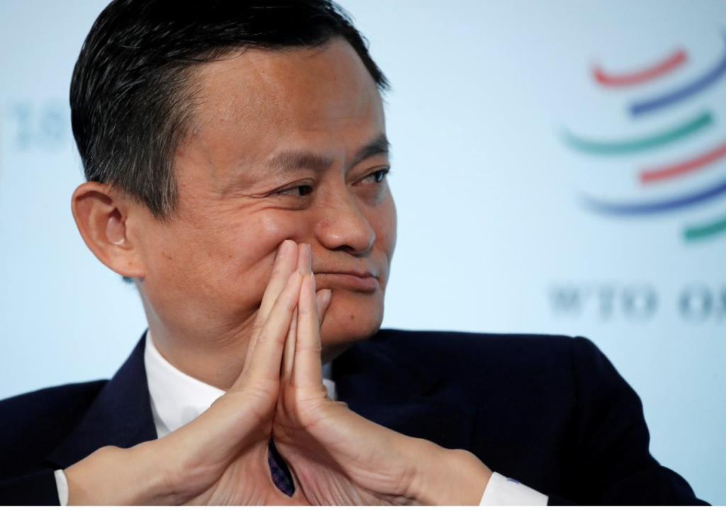 """Alibaba สัญญาณชีพยังดี """"แจ๊ค หม่า"""" เทขายหุ้นไม่กระทบภาพลักษณ์"""
