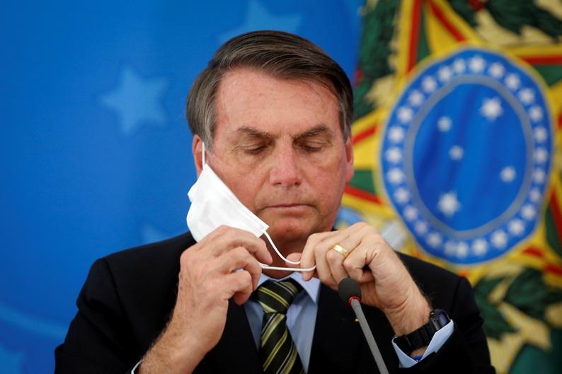 ทนเหงาไม่ไหว! ผู้นำบราซิลขอตรวจ 'โควิด' ซ้ำอีกรอบ หลังกักตัวได้แค่ 1 สัปดาห์