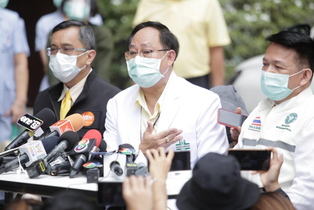 กรมควบคุมโรคฯ ตรวจคอนโดฯ ดญ.9 ต่างชาติขวบติดโควิด-19 จ่อปรับเกณฑ์กักตัว ลดเหลื่อมล้ำคนไทย