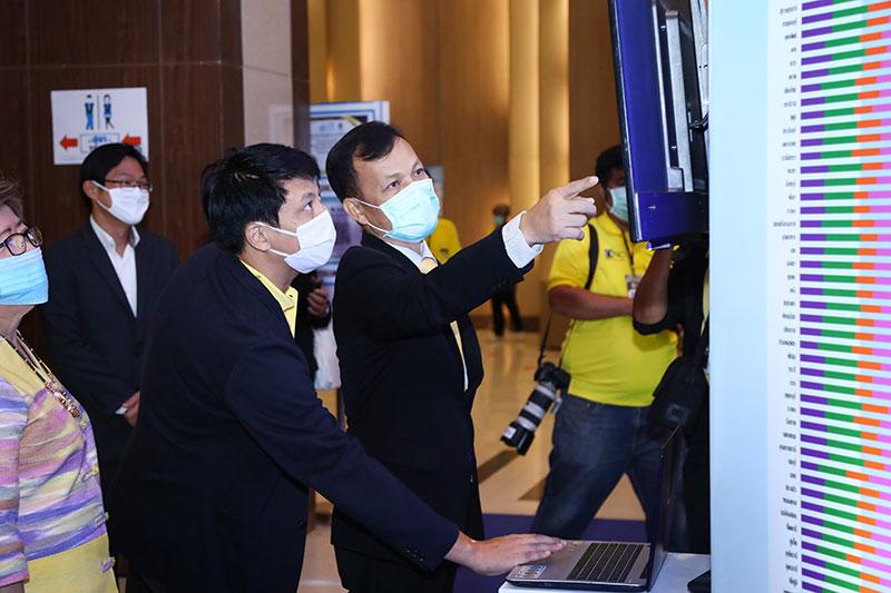 ดีอีเอส ชู ผลสำเร็จโครงการบิ๊ก ดาต้า ด้านน้ำ ช่วยประเทศวางแผนตรงจุด