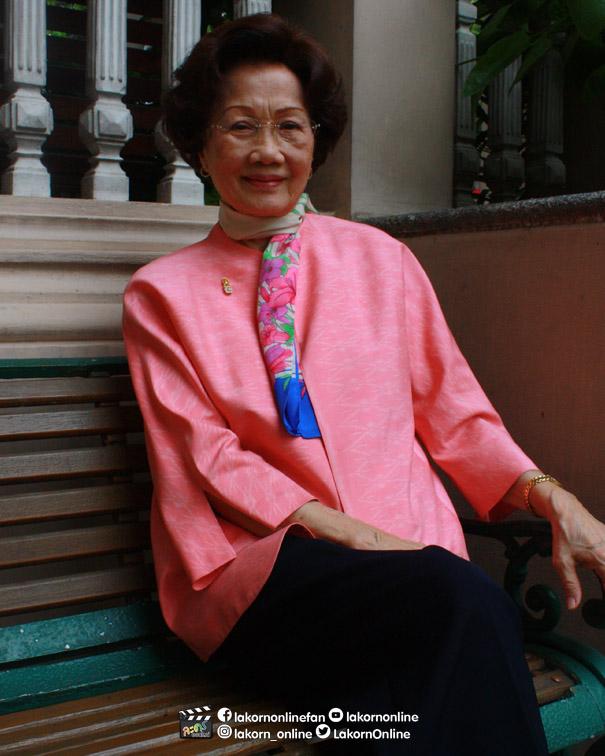 อารีย์ นักดนตรี เมื่อปี 2552 อายุ 77 ปี