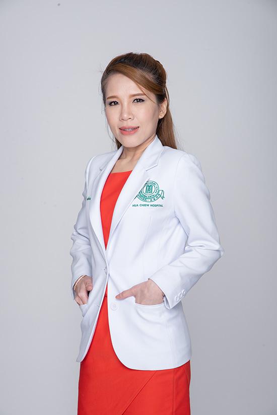 แพทย์หญิงวิไลรัตน์ หล้ามาชน กุมารแพทย์ ศูนย์แม่และเด็ก โรงพยาบาลหัวเฉียว