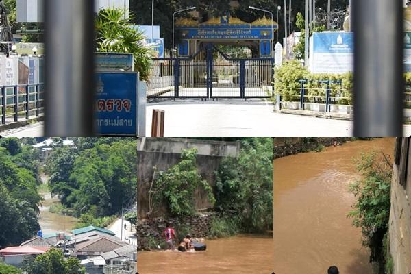 ส่องขบวนการเถื่อนส่งคนเดินข้าม-ของล่องกระแสน้ำสาย/น้ำรวก ฝ่ากฎสกัดโควิดจากพม่าเข้าไทย
