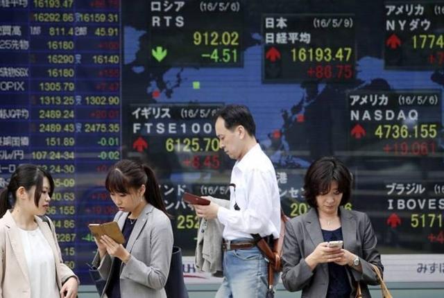ตลาดหุ้นเอเชียปรับบวก นักลงทุนช้อนซื้อหลังตลาดร่วงวานนี้