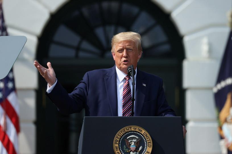 'ทรัมป์' ลั่นจะไม่บังคับชาวอเมริกัน 'สวมหน้ากาก' ขณะที่ยอดติดเชื้อใหม่ในสหรัฐฯ พุ่งเกิน 70,000 เป็นวันที่สอง