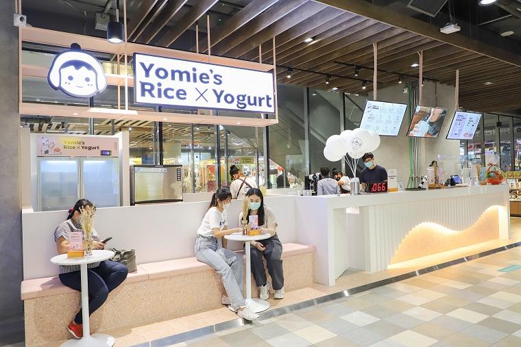 """""""Yomie's Rice X Yogurt"""" รุกตลาดไทย"""
