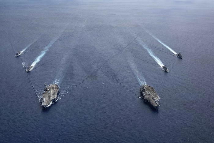 'ขีปนาวุธจีน'สามารถจม 'เรือบรรทุกเครื่องบินสหรัฐฯ'ได้จริงหรือ?