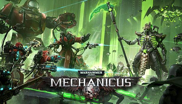 """Warhammer 40,000 Mechanicus"" วางจำหน่ายแล้วบน Nintendo Switch"