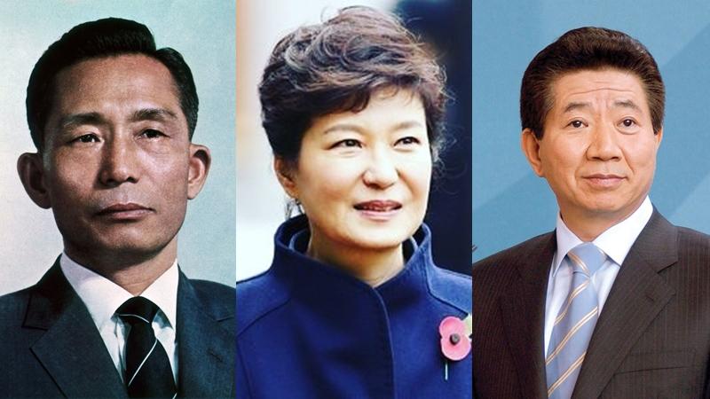 ประธานาธิบดีเกาหลีใต้ หรือตำแหน่งนี้ต้องคำสาป?
