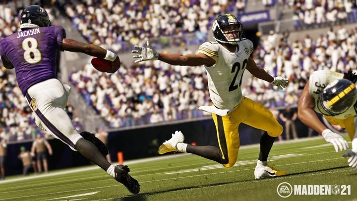 """วีดีโอเกม """"Madden NFL 21"""" เปลี่ยนชื่อทีม Washington Redskins เหยียดคนพื้นเมือง"""