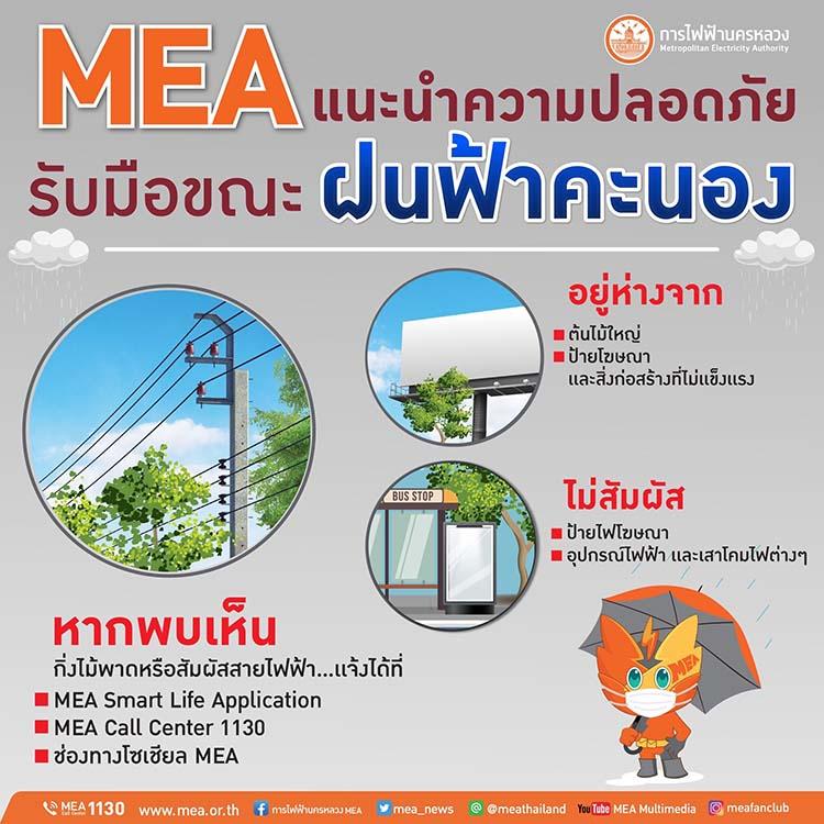 อันตรายจากไฟฟ้าในหน้าฝน อย่าประมาท เราป้องกันได