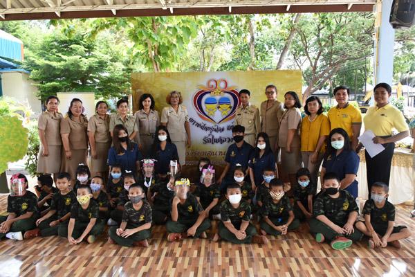 """ม.ราชภัฏโคราชร่วมโรงเรียนประถม นำร่องสร้างต้นแบบ """"เยาวชนไทยรุ่นใหม่น้อมใจภักดิ์รักในหลวง"""""""