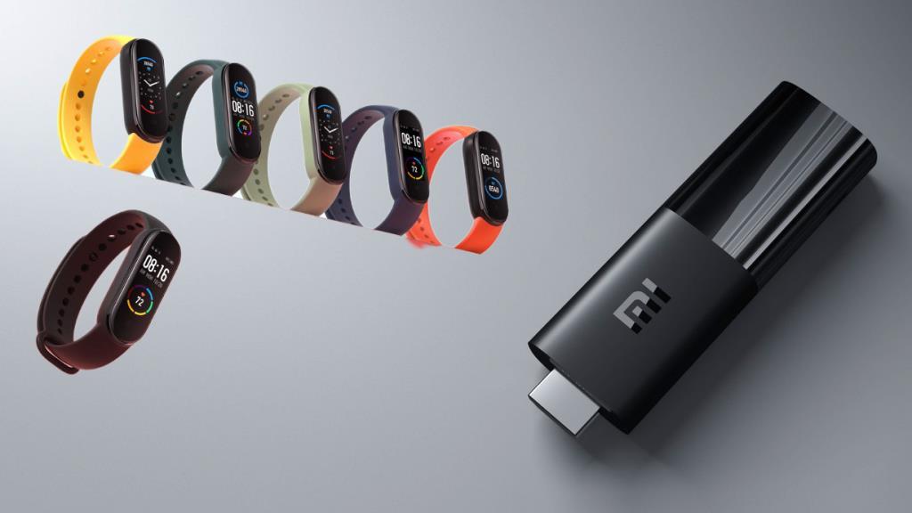 Xiaomi เริ่มวางจำหน่าย TV Stick - Band 5 ผ่าน Lazada - Shopee