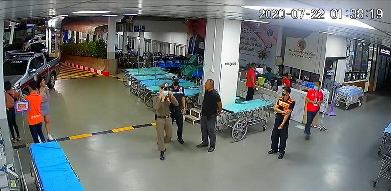 หมอ/พยาบาล รพ.อุดรฯขวัญกระเจิง 4หนุ่มบาดเจ็บเข้าฉุกเฉินกลางดึกหนีคู่อริทำร้าย