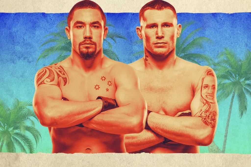 ปิดท้าย Fight Island! UFC วางคู่เอกหาผู้ท้าชิงมิดเดิลเวต พร้อมไตรภาคตำนานแซมบ้า
