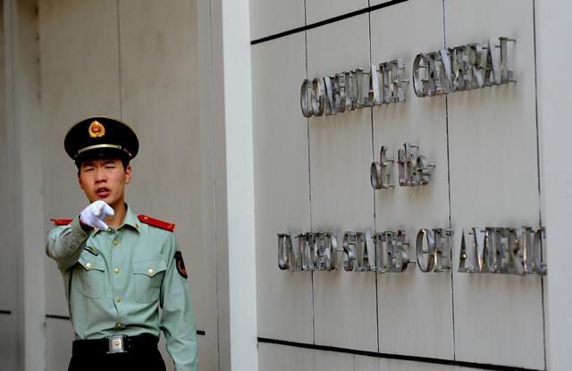 จีนสั่งปิดสถานกงสุลสหรัฐประจำเฉิงตู ตอบโต้มะกันสั่งปิดสถานกงสุลจีนที่ฮุสตัน