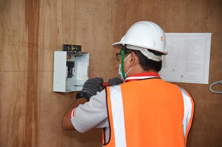MEA จัดอบรมช่างไฟฟ้ามืออาชีพ สู่การรับรองมาตรฐานฝีมือแรงงาน รุ่นที่ 1/2563