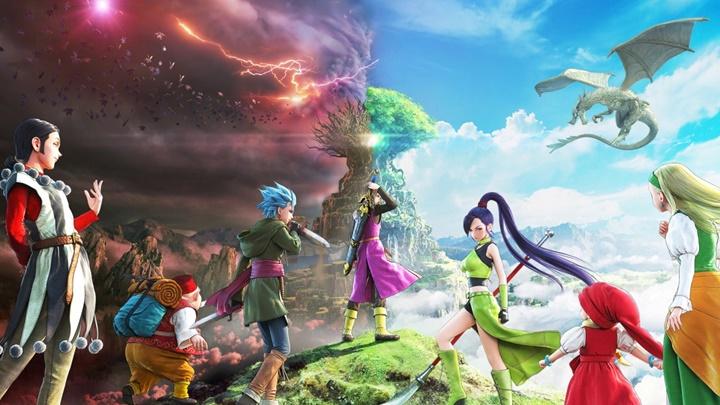 """ภาคปรับปรุง """"Dragon Quest XI S"""" เตรียมลงคอนโซล-PC ปลายปีนี้"""