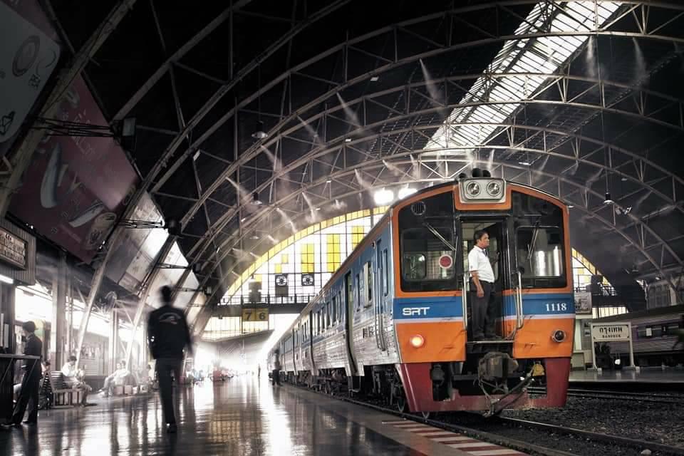 เริ่มกลับสู่ปกติ!ผู้โดยสารรถไฟ -รถไฟฟ้า ทะลุ1.1. ล้านคน