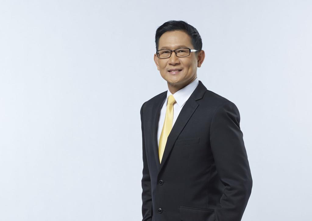 อรรถพล ฤกษ์พิบูลย์ ประธานเจ้าหน้าที่บริหารและกรรมการผู้จัดการใหญ่ PTT