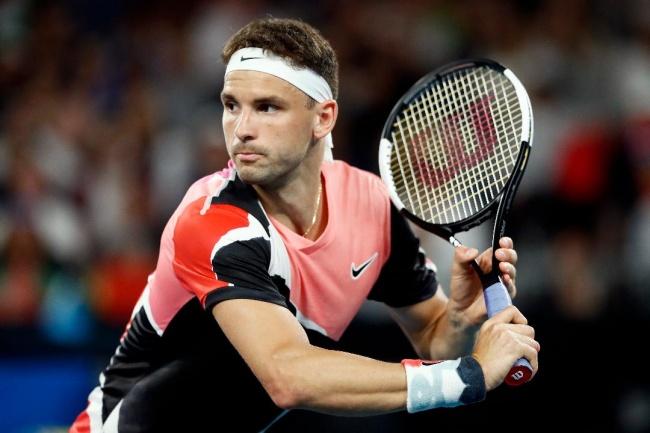 """""""ดิมิตรอฟ"""" เปิดใจ """"โควิด"""" ทำร่างกายอ่อนแรงเล่นเทนนิส"""