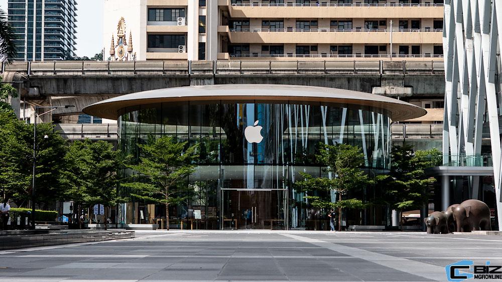 พาชม Apple Central World ก่อนเปิดให้บริการศุกร์นี้