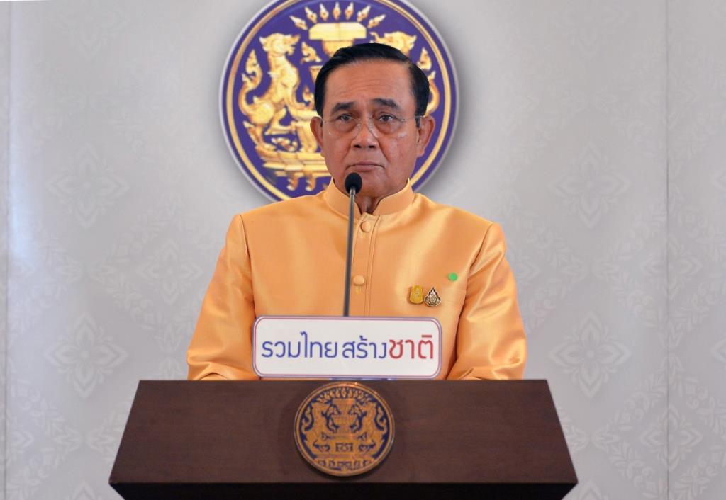 """""""ประยุทธ์"""" สั่งกต.เร่งหาเครื่องรับคนไทยในหลายประเทศ ให้สอดคล้องสถานที่กักตัว"""