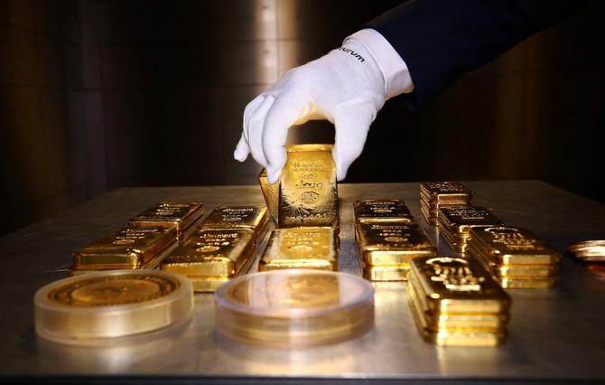 น้ำมันบวก หุ้นสหรัฐฯขึ้น,ทองคำเดินหน้าทุบสถิติสูงสุดจากคำแถลงของเฟด