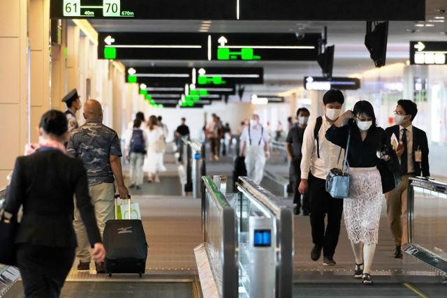 โควิดซัดทุกจังหวัดทั่วญี่ปุ่น ผู้ติดเชื้อทะลุวันละ 1,300 คน