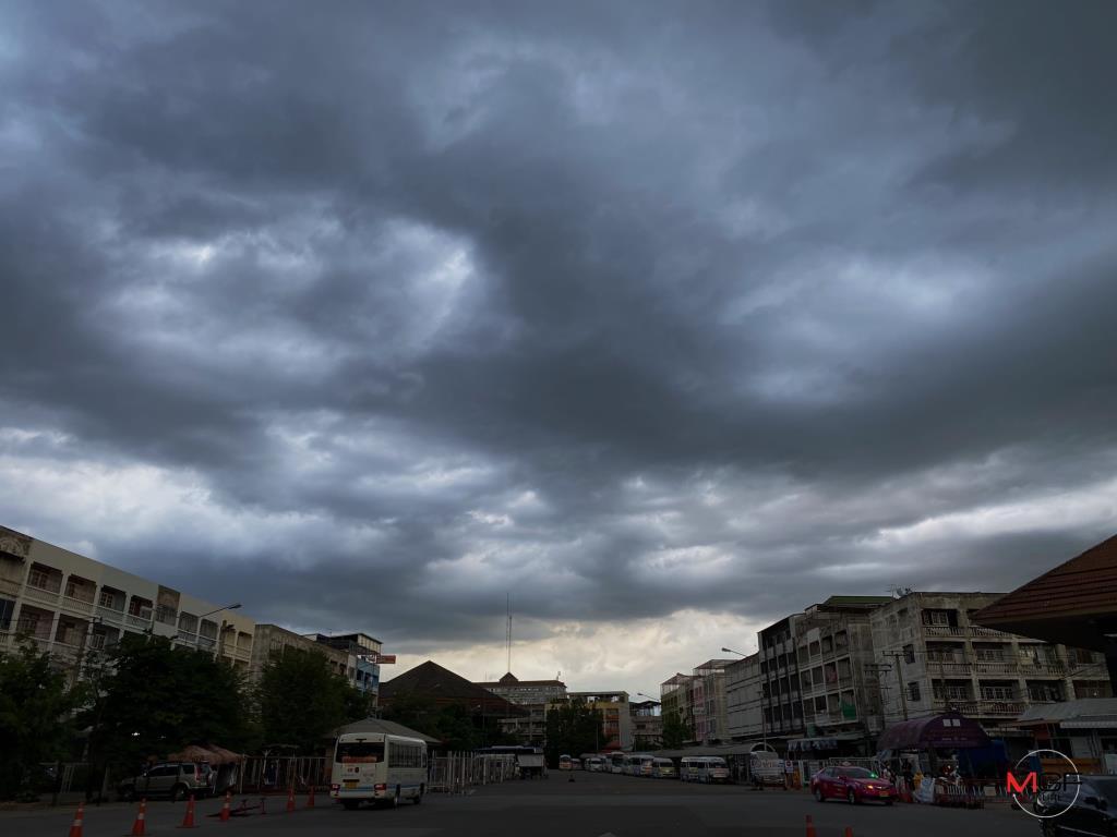 อุตุฯ เผย เหนือ-อีสาน-ตะวันออก-ใต้ เตือนฝนถล่ม-ระวังอันตราย กทม. ฝนฟ้าคะนองร้อยละ 40