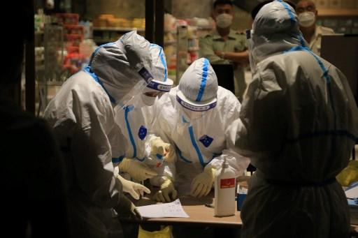 จีนพบผู้ติดเชื้อโควิดอีก 105 คน ดันตัวเลขพบผู้ป่วยเกิน 100 คนต่อเนื่องวันที่ 2