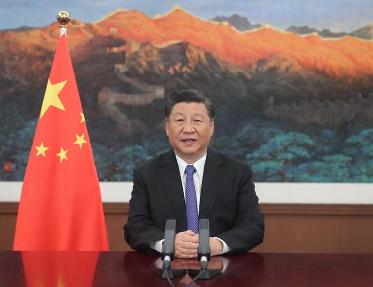 สีจิ้นผิงชวนสร้างแพลตฟอร์ม AIIB ใหม่เพื่อประชาคมที่มีอนาคตร่วมกันของมนุษยชาติ